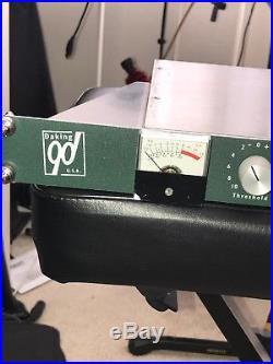 Vintage Daking FET II Compressor (S/N 2361)