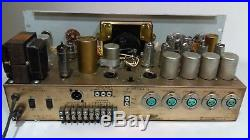 Vintage Grommes Precision (Western Electric) G5M All Tube Mic/Line Mixer/Preamp