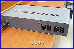 Vintage Langevin AM-16 Preamplifer Helsing Erickson Audio With Power Supply