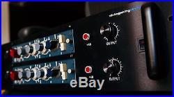 Vintage Neve 1073 Pair Vintage King Rack Mic Pre Preamp EQ Flawless NR