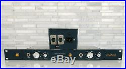 Vintage Neve 1272 Preamp Pair racked by Brent Averill