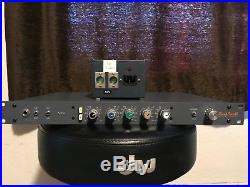 Vintage Neve Mic Preamp with EQ 33122A. Free Insured Priority Shipping