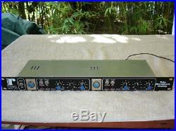 Vintage PAIA Vacuum Tube Microphone Preamplifier Pro Audio PreAmp Rack Mount