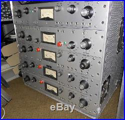 Vintage Scully Microphone Pre Amp & Power Ready To Use
