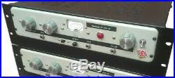 Vintage Valve Mic Pre Preamp 1960s Tube V72 V76 Analogue Addicts