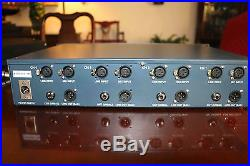 Vintech 473 4-Channel Preamp GC One Owner Studio Only New Power Supply