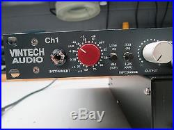 Vintech Audio 273 Microphone Preamp/pre withpower supply