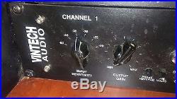 Vintech Audio Dual 72 Mic Pre Amp