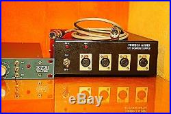 Vintech Audio X73i WITH power supply. Perfect