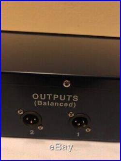Vintech Dual 72 MIC Preamp Blue