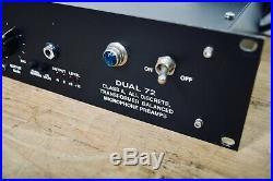 Vintech Dual 72 Neve 1272 stereo mic preamp channel strip studio unit excellent