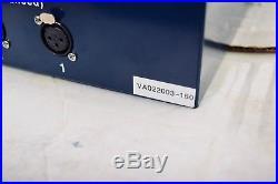 Vintech Dual 72 stereo mic preamp MINT in original box-Neve 1272 preamplifier