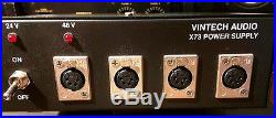 Vintech X73 Mic Pre & EQ Power Supply Excellent Condition Free Shipping