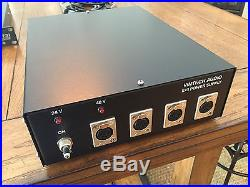 Vintech X73i mic pre microphone preamp and power supply