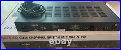 WARM AUDIO WA-73EQ One Channel British-style Mic Preamp and EQ (rack mount)
