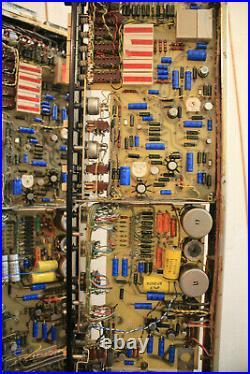 WSW 811510N channel strip Mic preamp/ Eq Fantastic sound! (Siemens Telefunken)