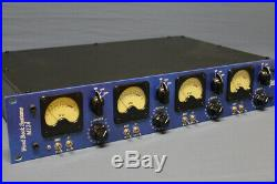 Ward Beck M124 Mic-Preamp four-pack with external power supply