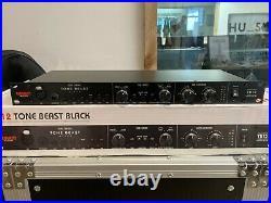 Warm Audio TB12-BLACK Tonebeast Microphone Preamp/D. I BSTOCK