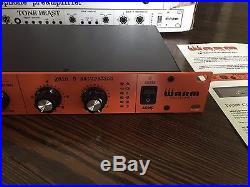 Warm Audio TB12 Tonebeast Microphone Preamp Channel Strip
