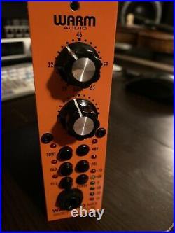 Warm Audio WA12 500 MKII Discrete Microphone Preamplifier #WA12-500 MKII