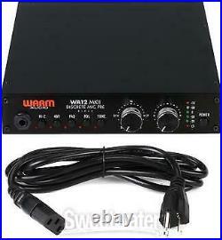 Warm Audio WA12 MKII Microphone Preamp Black