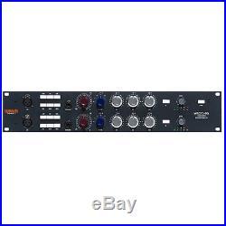 Warm Audio WA273-EQ 2-Ch Mic Line Instrument Solid State Preamp + 3-Band EQ