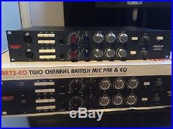 Warm Audio WA273-EQ British Style Preamp with EQ BSTOCK