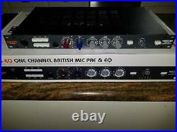 Warm Audio WA73-EQ 1073-Style Microphone Preamplifier and Equalizer