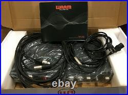 Warm Audio WA73-EQ Beautiful with Cables