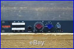 Warm Audio WA73 Single Channel'73-Style British Microphone Preamp withBox #00581