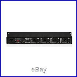 Warm Audio WA-412, 4-Channel Discrete Microphone Preamplifier and Instrument DI