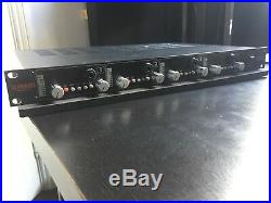 Warm Audio WA-412 WA412 4-Channel'Classic American style' Preamp BSTOCK