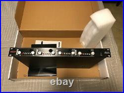 Warm audio wa-412 four channel mic pre amp
