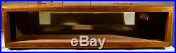 Wood Rack Cabinet For Ua Universal Audio La-610, 6176, 2-610 Preamps