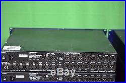 XTA DS800 Active Mic/Line Distribution Preamplifier System (ONE)