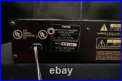 Yamaha DG-1000 Guitar Pre-amplifier Motorised 2U Rack Mount 100V
