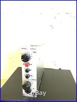 Yamaha PM2000 Microphone Preamp in API 500 series module 312 512 PM 2000 1000